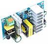 Импульсный Блок питания, AC-DC преобразователь 220-24V 4А 100W, фото 5