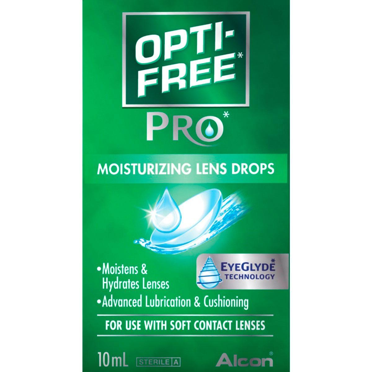 Капли Opti-Free ® Pro10 ml