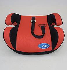 Детское автомобильное кресло LINDO Красный НВ 605, КОД: 1552988