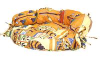 Лежак для кошек и собак босс Теремок COLLAR