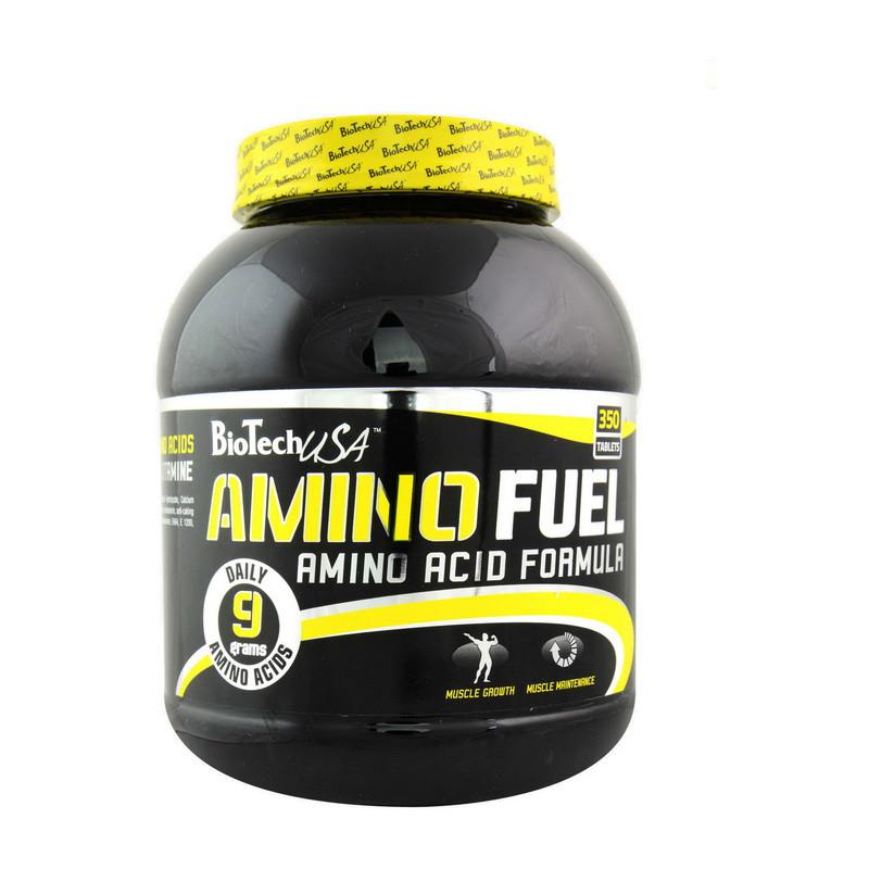 Аминокислоты Amino Fuel (350 tabs) BioTech
