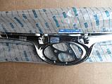 Молдинг хром решетки радиатора Hyundai Elantra JD I30 863522L000, фото 8