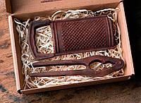 Шоколадный набор Ковальня шоколаду Терка и орехоколка 80% 127 г (000125К)