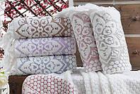 Набор 6 полотенец Sikel Sunny 90х150 см банные хлопок psgSA-5067, КОД: 1478246
