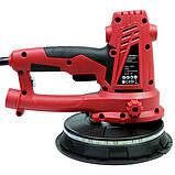 Шлифовальная машина для стен Workman R7241 с подсветкой, фото 2