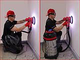 Шлифовальная машина для стен Workman R7241 с подсветкой, фото 9