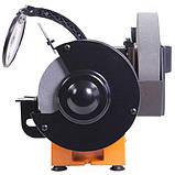 Угловое точило WorkMan 150WG с мокрым камнем, фото 4
