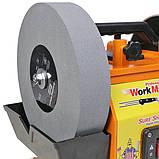 Шлифовально полировальный станок WorkMan 8101, фото 8