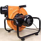 Компактний пересувний стружкоотсос WorkMan DC30A, фото 4