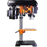 Сверлильный станок WorkMan DP10VL2 с плавной регулировкой скорости, фото 4