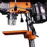 Сверлильный станок WorkMan DP10VL2 с плавной регулировкой скорости, фото 7