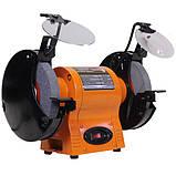 Точильный станок 150 мм WorkMan HBG610, фото 3