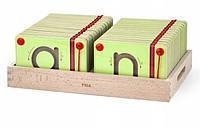 Набор для написания магнитных букв Строчные Viga toys (50338)