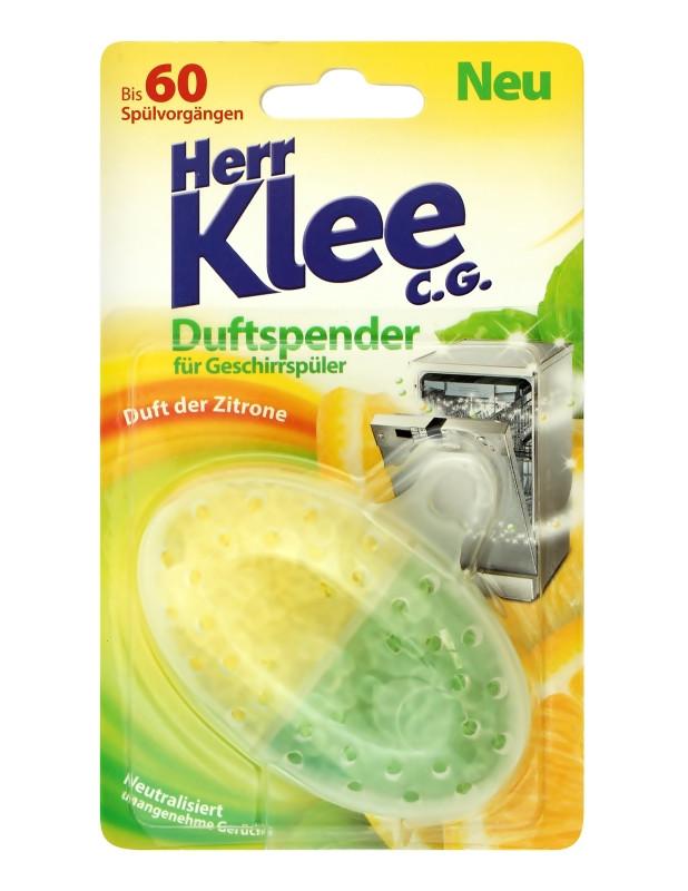 Освіжувач повітря для посудомийних машин з ароматом лимона Herr Klee 18 г