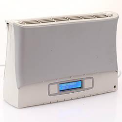 Очиститель-ионизатор воздуха Супер-Плюс Био LCD Серый hubsFxa15791, КОД: 1033081