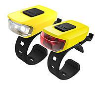 Комплект мигалок KLS VEGA Yellow 8585019396174, КОД: 1349457