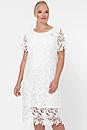 Платье большого размера Элен кружево (2 цвета), фото 2