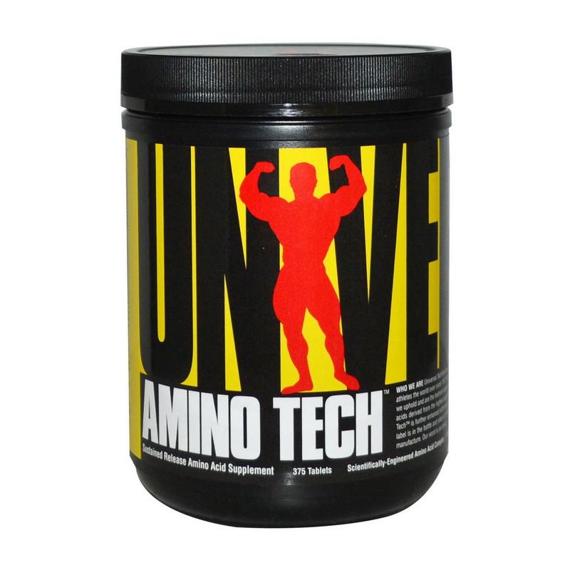 Аминокислоты Amino Tech (375 tabs) Universal
