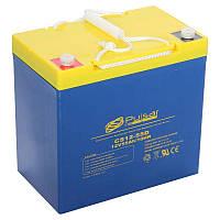 Аккумулятор глубокого разряда PULSAR CS12-55D, КОД: 1244472