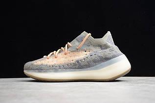 Кроссовки женские Adidas Yeezy Boost 380 / ADM-2713 (Реплика)