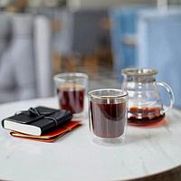 Стакан для кофе с двойными стенками SHOOWROOM 300 мл 1 ед.