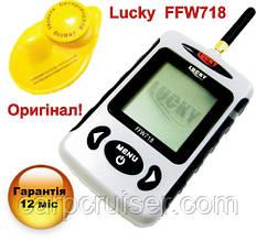 Бездротовий ехолот Lucky FFW 718 Європейська багатомовна версія