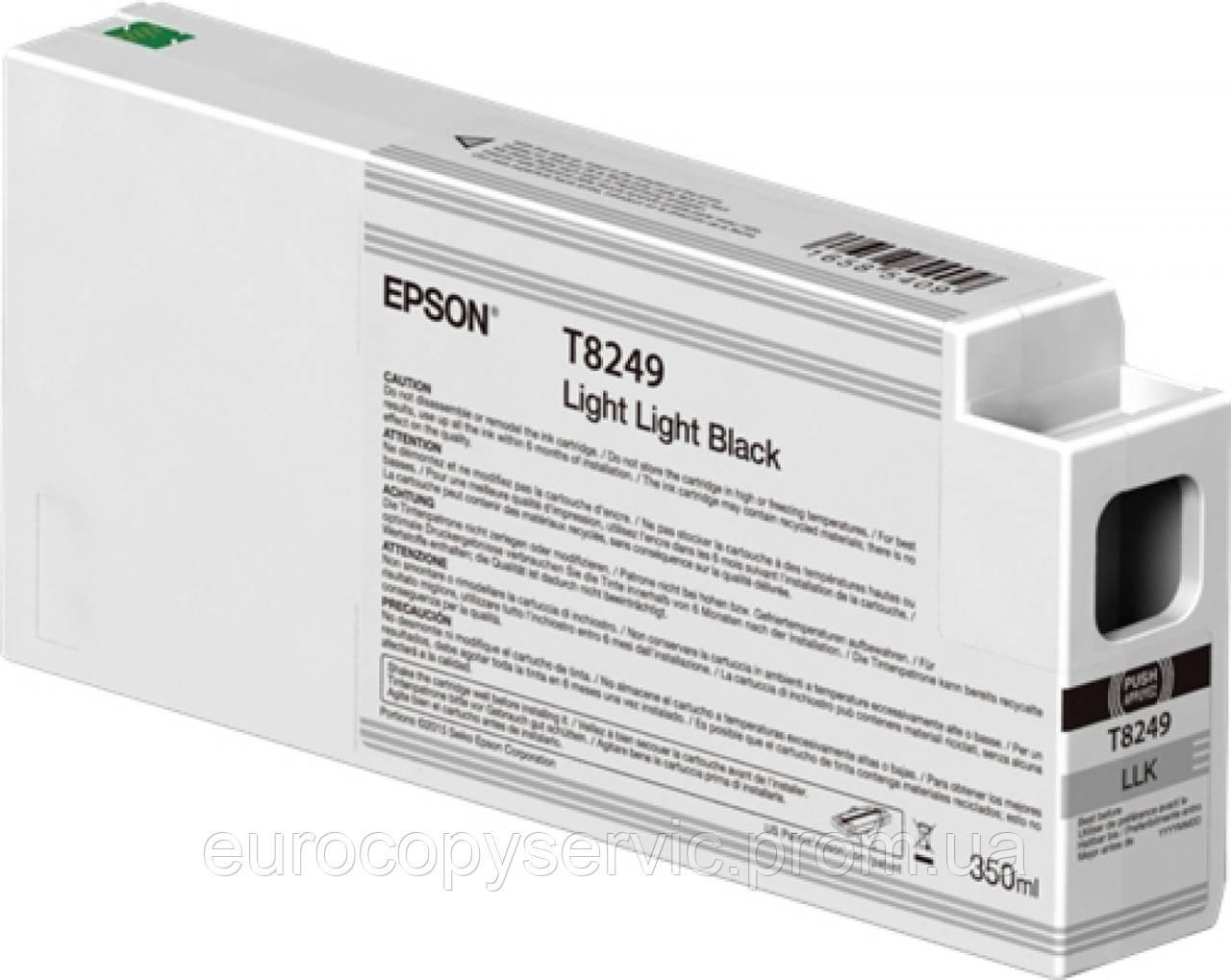 Картридж Epson Light Light Black (C13T824900) Original
