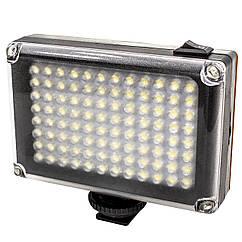 Накамерный свет Ulanzi FT-96 LED 3065-8792, КОД: 1586126