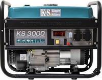 Генератор бензиновий Könner&Söhnen KS 3000