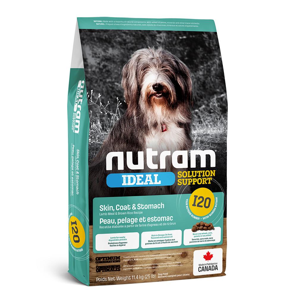 I20 NUTRAM 20kg BREEDER. Сухой корм для собак с чувствительным пищеварением