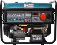 Генератор бензиновий Könner&Söhnen KS 7000E-3