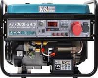 Генератор бензиновий Könner&Söhnen KS 7000E-3 ATS
