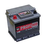 Аккумулятор 6СТ- 50Аз Profi HD, фото 1
