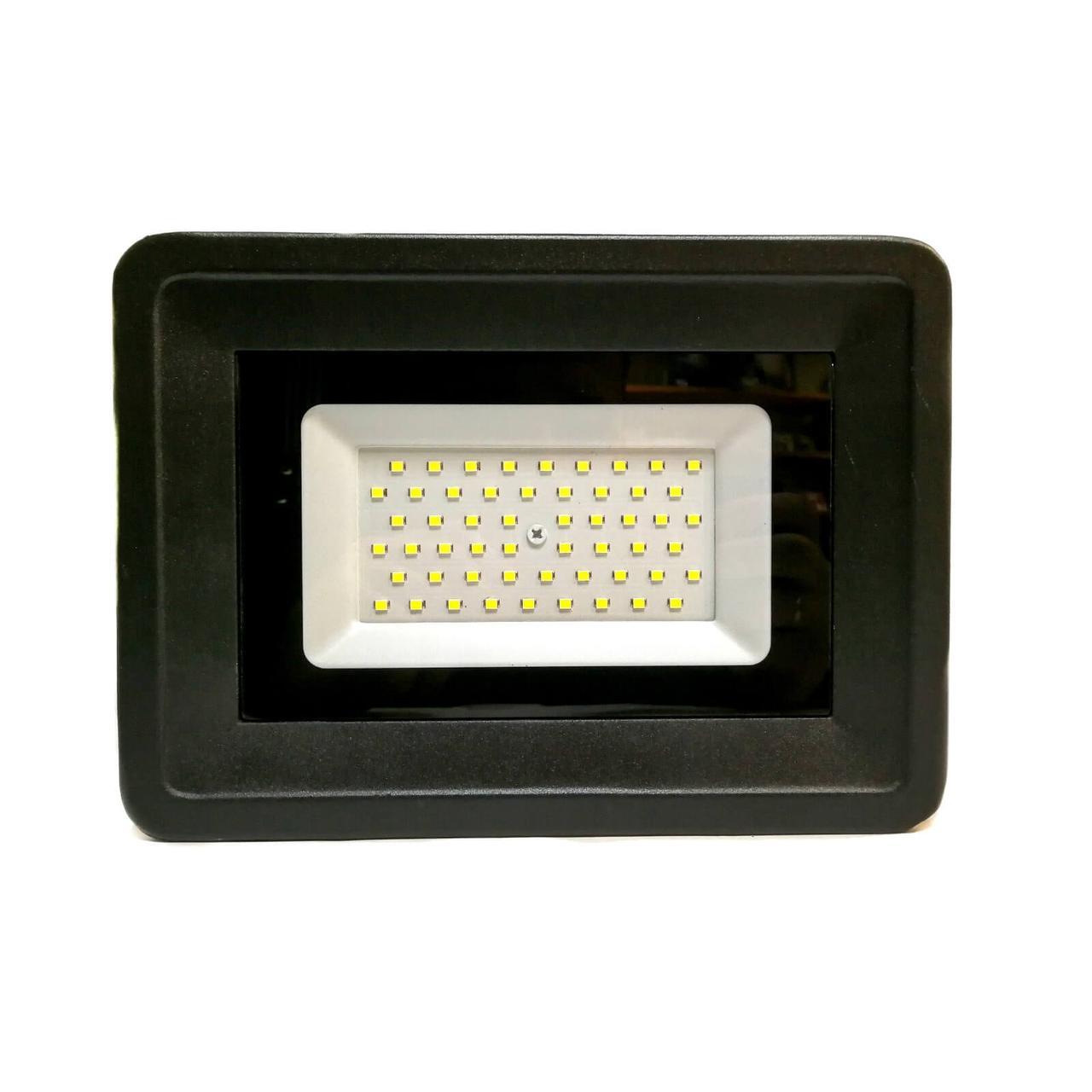 Светодиодный прожектор  20W 6500K  IP65
