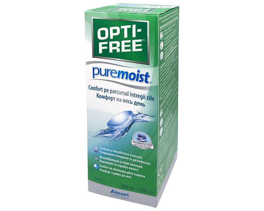 Opti-Free PureMoist 90 мл