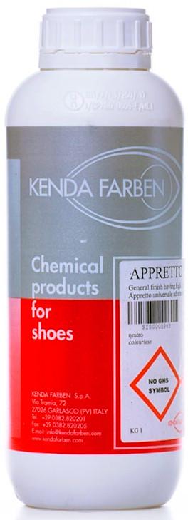 Апретура Super KENDA FARBEN 1л.,бесцветный