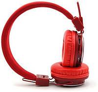 Беспроводные Наушники bluetooth NIA Q8 (Red)