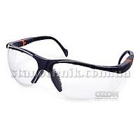 Очки защитные OZON 7-031 A/F nose pad