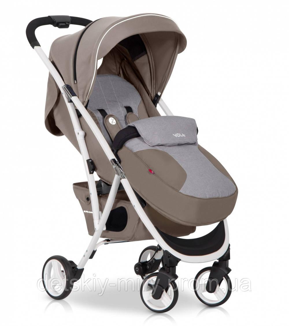 Детская прогулочная коляска Euro-Cart Volt - фото 1