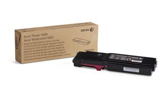 Тонер картридж Xerox PH6600/WC6605 Magenta (Max)