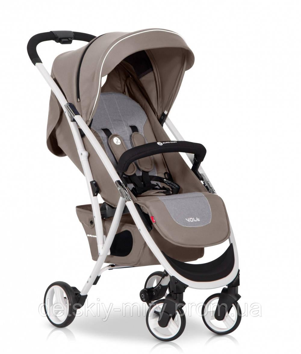 Детская прогулочная коляска Euro-Cart Volt - фото 2