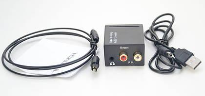 Как подобрать конвертер от телевизора к акустической системе