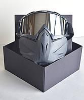 Мото маска, защитная маска, Вело маска, полнолицевая маска трансформер