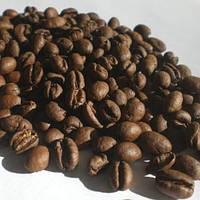 Зерновой свежеобжаренный кофе Арабика Бразилия Сантос РВ