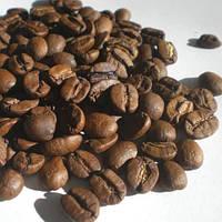 Зерновой свежеобжаренный кофе Арабика Бразилия Сантос