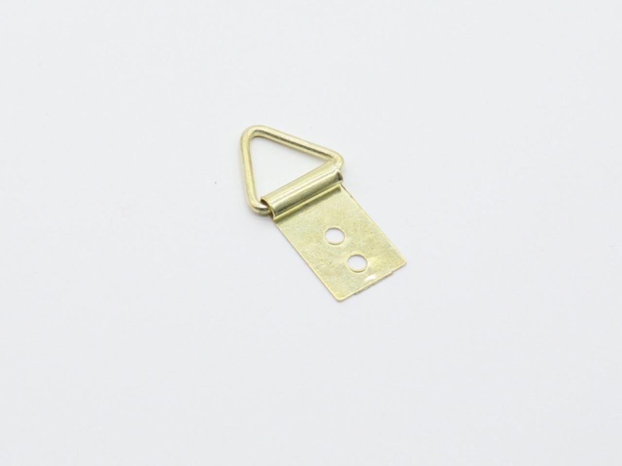 Петля для рамок. Цвет золото. 30х13мм
