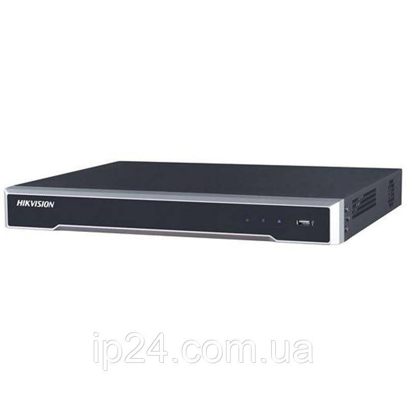 Hikvision DS-7608NI-K2 8-канальный 4K сетевой видеорегистратор