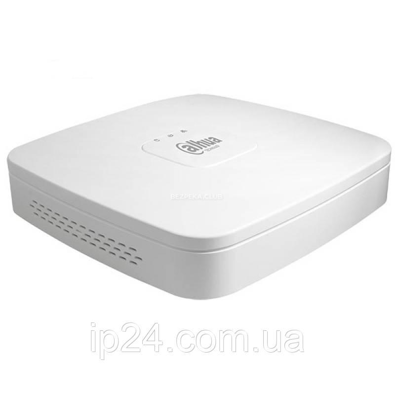 IP-відеореєстратор Dahua NVR2116-4KS2 для систем відеоспостереження