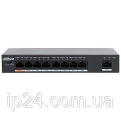 Неуправляемый POE коммутатор PFS3009-8ET-96