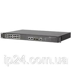 Управляемый POE коммутатор PFS4218-16ET-190